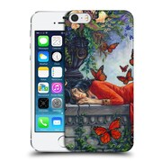 Official Jane Starr Weils Goddess 2 Monarch Butterfly Queen Hard Back Case For Apple Iphone 5 / 5S / Se