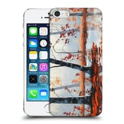 Official Graham Gercken Trees Woodland Fall Hard Back Case For Apple Iphone 5 / 5S / Se