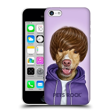 Official Pets Rock Musicians 2 Teen Hard Back Case For Apple Iphone 5C
