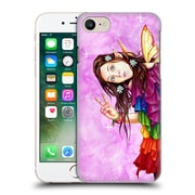 Official Jane Starr Weils Fairies 2 Rainbow Peace Hard Back Case For Apple Iphone 7