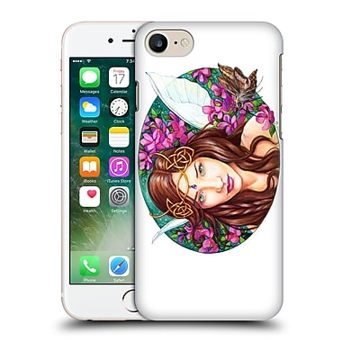 Official Jane Starr Weils Fairies 2 Mystical Pinks Hard Back Case For Apple Iphone 7