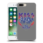 Official Kiss Albums '74 Hard Back Case For Apple Iphone 7 Plus