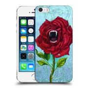 Official Jane Starr Weils Symbols And Ornaments Rose With Bite Hard Back Case For Apple Iphone 5 / 5S / Se