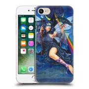 Official Jane Starr Weils Fairies 2 Rainbow Raven Hard Back Case For Apple Iphone 7