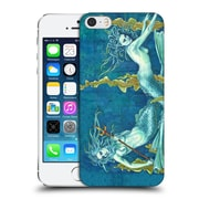 Official Jane Starr Weils Mermaids Trip Hard Back Case For Apple Iphone 5 / 5S / Se