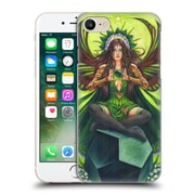 Official Jane Starr Weils Fairies Emerald Stone Keeper Hard Back Case For Apple Iphone 7