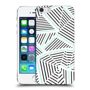 Official Project M Abstract Linear Mint Hard Back Case For Apple Iphone 5 / 5S / Se