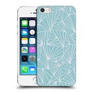 Official Project M Abstract Fan Water Hard Back Case For Apple Iphone 5 / 5S / Se