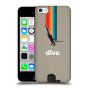 Official Frank Moth Vintage Dive Hard Back Case For Apple Iphone 5C