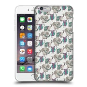 Official Pom Graphic Design Patterns Whimsical Animals Hard Back Case For Apple Iphone 6 Plus / 6S Plus