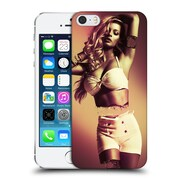 """Official Pete """"Aeiko"""" Harrison Fractured Three Hard Back Case For Apple Iphone 5 / 5S / Se"""