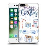 Official Kristina Kvilis Christmas Presents Hard Back Case For Apple Iphone 7 Plus