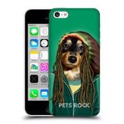 Official Pets Rock Musicians 2 Reggae Hard Back Case For Apple Iphone 5C