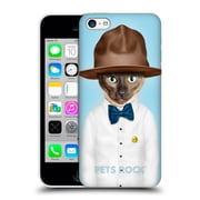 Official Pets Rock Musicians 2 Purrel Hard Back Case For Apple Iphone 5C