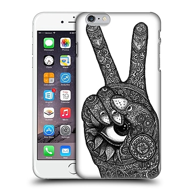 Official Joel Gratte Black And White Hand Peace Hard Back Case For Apple Iphone 6 Plus / 6S Plus