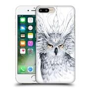 "Official Jonas ""Jojoesart"" Jodicke Wildlife Owl Hard Back Case For Apple Iphone 7 Plus"