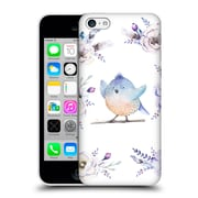 Official Kristina Kvilis Birds Bohemian Floral Bouquets 3 Hard Back Case For Apple Iphone 5C