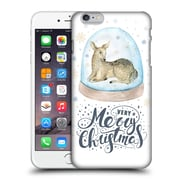 Official Kristina Kvilis Christmas Deer Hard Back Case For Apple Iphone 6 Plus / 6S Plus