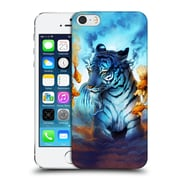 "Official Jonas ""Jojoesart"" Jodicke Big Cats Tiger Fish Hard Back Case For Apple Iphone 5 / 5S / Se"