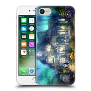 Official Joel Christopher Payne Enchanted Places Halloween Lane Hard Back Case For Apple Iphone 7