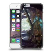 Official Joel Gratte Illustration Funeral Hard Back Case For Apple Iphone 6 / 6S