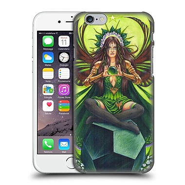 Official Jane Starr Weils Fairies Emerald Stone Keeper Hard Back Case For Apple Iphone 6 / 6S