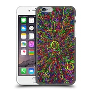 Official Joel Gratte Colours Rainbow Squigs Hard Back Case For Apple Iphone 6 / 6S
