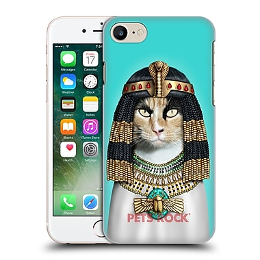 Official Pets Rock Iconic Cleopatra Hard Back Case For Apple Iphone 7