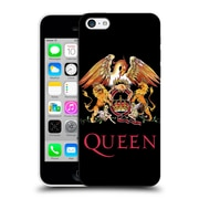 Official Queen Key Art Crest Hard Back Case For Apple Iphone 5C