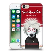 Custom Customised Personalised Pets Rock Custom Case Soup Hard Back Case For Apple Iphone 7