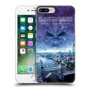 Official Iron Maiden Album Covers Brave New World Hard Back Case For Apple Iphone 7 Plus