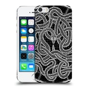 Official Peter Barreda Black And White Mandalas Quozarrah Hard Back Case For Apple Iphone 5 / 5S / Se