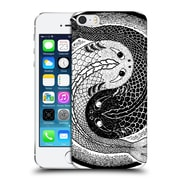 Official Peter Barreda Black And White Mandalas Shuiwudao Hard Back Case For Apple Iphone 5 / 5S / Se