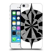Official Peter Barreda Black And White Mandalas Dasharrah Hard Back Case For Apple Iphone 5 / 5S / Se
