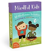 Mindful Kids Activity Cards by Whitney Stewart, Paperback (9781782853275)