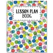 Color Pop Lesson Plan Book Color Pop for Teachers, 48 weeks