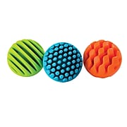 Fat Brain Toys Sensory Rollers, 3/Pack (FBT161)