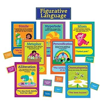 Eureka Figurative Language Bulletin Board Set, 7/Set (EU-847095)