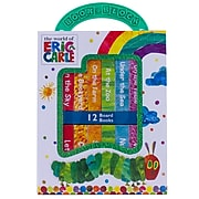 My First Library Eric Carle, 12 Books by Phoenix International Kids, Hardcover (9781503723009)