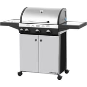 Cadac Stratos 3 - 39,000 BTU Stainless Steel Gas Grill
