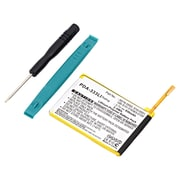 Ultralast 3.7 Volt  Lithium Ion MP3 Player Battery for Apple iPod Touch 4th Generation (PDA-333LI)