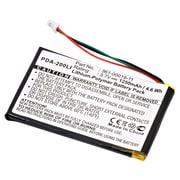 Ultralast 3.7 Volt  Lithium Ion GPS Battery for Garmin nuvi 200 (PDA-200LI)