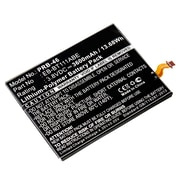 Ultralast 3.8 Volt  Lithium Ion Portable Reader Battery for Samsung Galaxy Tab 3 Neo (PRB-46)