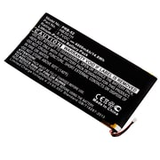 Ultralast 3.7 Volt  Lithium Ion Portable Reader Battery for Huawei MediaPad 7 (PRB-52)
