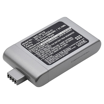 Ultralast 22.2 Volt Lithium Ion Vacuum Battery for Dyson Animal (VAC-DC16)