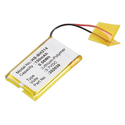 Ultralast 3.7 Volt Lithium Ion Headset Battery for Nokia BH-214 (HS-BH214)