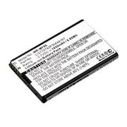 Ultralast 3.7 Volt  Lithium Ion Wireless Router Battery for ZTE Cricket Engage (WR-MF80)