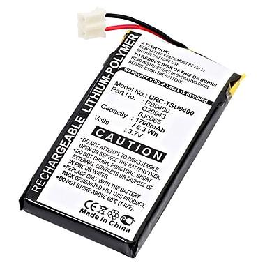 Ultralast 3.7 Volt Lithium Ion Remote Control Battery for Philips Pronto TSU9400 (URC-TSU9400)