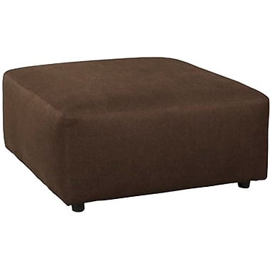Signature Design by Ashley Jayceon Oversized Accent Ottoman in Fabric (6499OTTJAV)