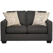 Signature Design by Ashley Alenya Loveseat in Microfiber (1669LSCH)